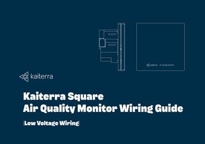 Kaiterra Square Low Voltage Wiring Guide - Nov20